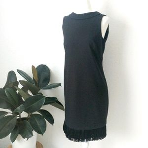Ann Taylor Factory 60s Style Flapper Shift Dress 2